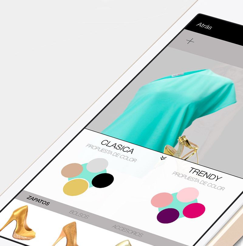 Social Personal Shopper by Menbur